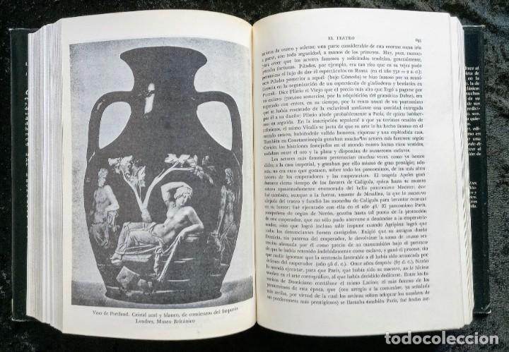 Libros de segunda mano: LA SOCIEDAD ROMANA - LUDWIG FRIEDLANDER - FCE - ILUSTRADO - AUGUSTO - ANTONINOS - Foto 5 - 242377555