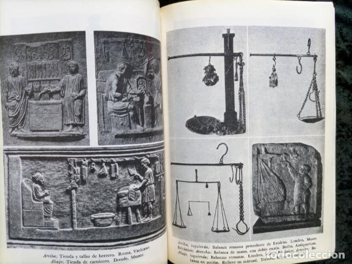 Libros de segunda mano: LA SOCIEDAD ROMANA - LUDWIG FRIEDLANDER - FCE - ILUSTRADO - AUGUSTO - ANTONINOS - Foto 6 - 242377555