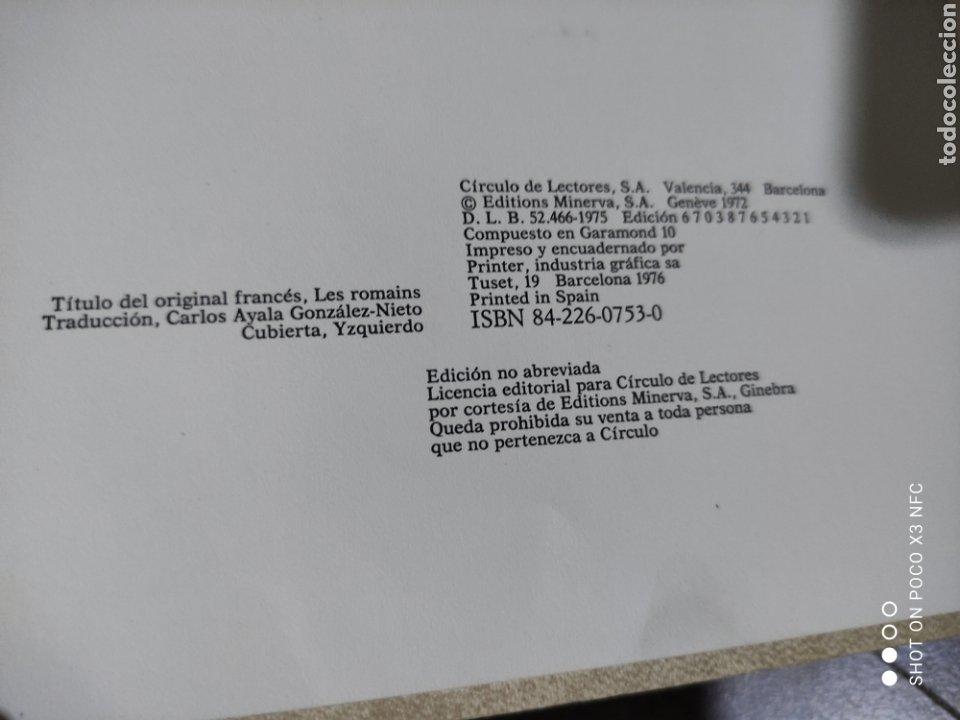 Libros de segunda mano: El mundo de los griegos. El mundo de los romanos, Víctor Duruy - Foto 3 - 243041110