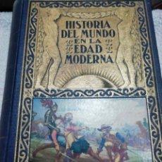 Libros de segunda mano: HISTORIA DEL MUNDO EN LA EDAD MODERNA, LA GUERRA DE LOS 30 AÑOS RAMÓN SOPENA. Lote 243784715