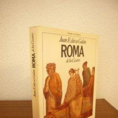 Libros de segunda mano: JUAN ESLAVA GALÁN: ROMA DE LOS CÉSARES (PLANETA, 1989) EXCELENTE ESTADO. PRIMERA EDICIÓN.. Lote 244718120
