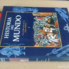 Libros de segunda mano: LOS ORIGENES DE LA EDAD MEDIA 3 / HISTORIA DEL MUNDO / LAROUSSE / A102. Lote 245091455