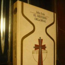 Libros de segunda mano: EL MISTERIO DEL GRIAL, JULIUS EVOLA.. Lote 245183855