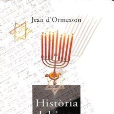 Libros de segunda mano: HISTORIA DEL JUEU ERRANT. Lote 245447580