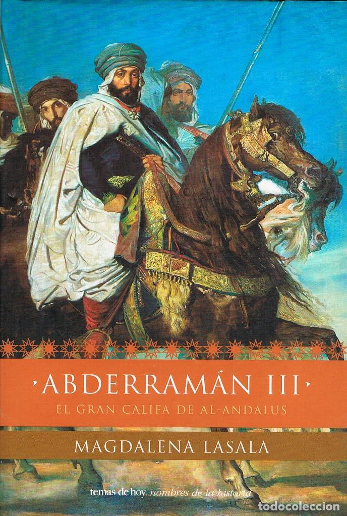 ABDERRAMAN III (MAGDALENA LASALA). VDER INDICE (Libros de Segunda Mano - Historia Antigua)