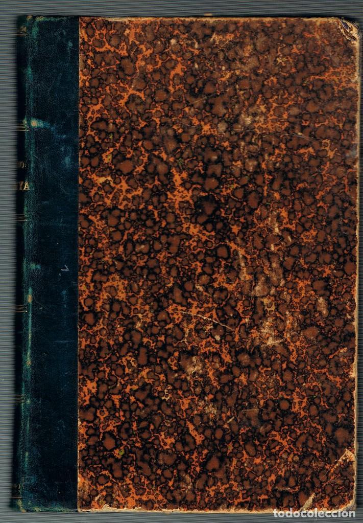 Libros de segunda mano: El señorio de Vizcaya historico y foral por Aristides de Artiñano,año 1885, encuadernación lomo piel - Foto 3 - 245572190