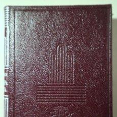 Libros de segunda mano: SALUSTIO, CAYO CRISPO - LA CONJURACIÓN DE CATILINA. LA GUERRA DE JUGURTA - MADRID 1962. Lote 245912515