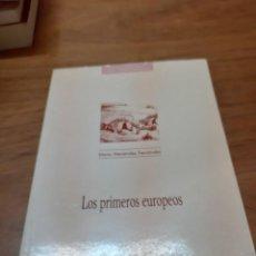 Libros de segunda mano: MENÉNDEZ FERNÁNDEZ MARIO, LOS PRIMEROS EUROPEOS, ARCO, MADRID, 1996. Lote 246007545