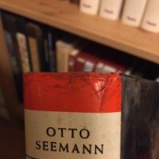 Libros de segunda mano: MITOLOGÍA CLÁSICA ILUSTRADA - OTTO SEEMANN. Lote 227764810