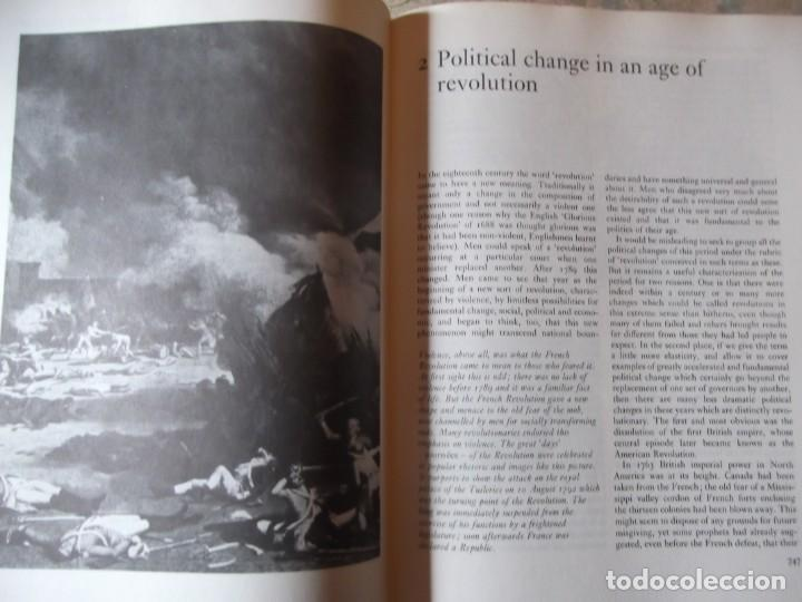 Libros de segunda mano: The hutchinson history of the WORLD de J. M. Roberts 1976 (26X 20 x 6,5 cm) - Foto 8 - 251325355