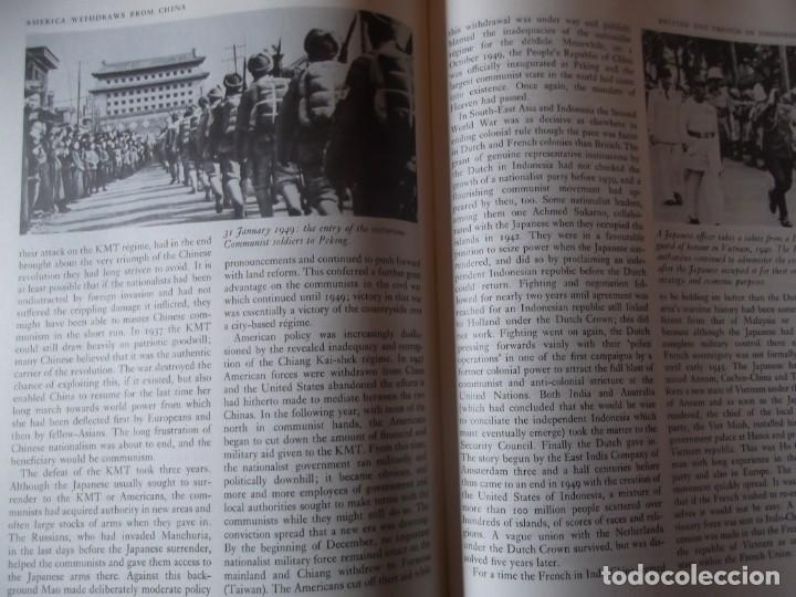 Libros de segunda mano: The hutchinson history of the WORLD de J. M. Roberts 1976 (26X 20 x 6,5 cm) - Foto 9 - 251325355