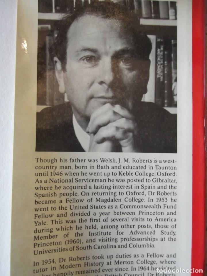 Libros de segunda mano: The hutchinson history of the WORLD de J. M. Roberts 1976 (26X 20 x 6,5 cm) - Foto 11 - 251325355