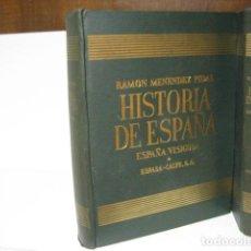 Libros de segunda mano: R. MENENDEZ PIDAL. HISTORIA DE ESPAÑA. III. ESPAÑA VISIGODA. MADRID, 1940. OFERTA. Lote 251849285