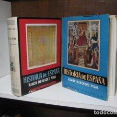 Libros de segunda mano: LA ESPAÑA DE LOS REYES CATÓLICOS (1474-1516) / TOMO XVII - VOL.1Y2 / RAMÓN MENÉNDEZ PIDAL / 1969. Lote 251850850