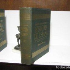 Libros de segunda mano: HISTORIA DE ESPAÑA DE RAMÓN MENÉNDEZ PIDAL, TOMO XV LOS TRASTÁMARAS DE CASTILLA Y ARAGÓN EN EL S. XV. Lote 252143150