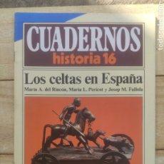 Libros de segunda mano: CUADERNOS DE HISTORIA 16 NUM 20. Lote 252515640