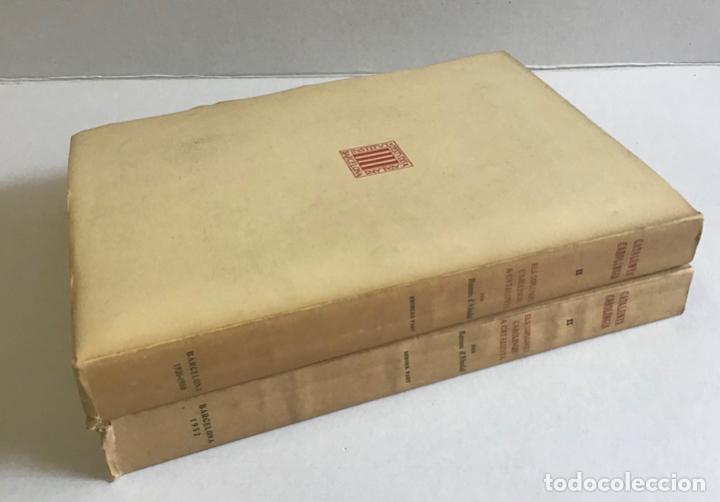 Libros de segunda mano: CATALUNYA CAROLINGIA. VOLUM II. ELS DIPLOMES CAROLINGIS A CATALUNYA. PRIMERA PART I SEGONA PART. - Foto 2 - 253251325