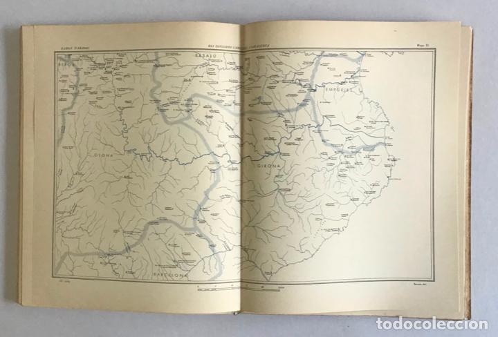 Libros de segunda mano: CATALUNYA CAROLINGIA. VOLUM II. ELS DIPLOMES CAROLINGIS A CATALUNYA. PRIMERA PART I SEGONA PART. - Foto 11 - 253251325