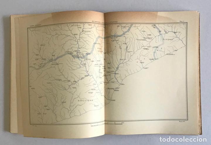 Libros de segunda mano: CATALUNYA CAROLINGIA. VOLUM II. ELS DIPLOMES CAROLINGIS A CATALUNYA. PRIMERA PART I SEGONA PART. - Foto 12 - 253251325