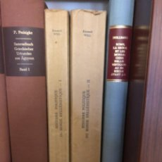 Libros de segunda mano: HISTOIRE POLITIQUE DU MONDE HELLENISTIQUE WILL. Lote 253846470