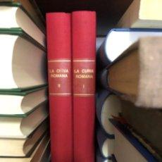 Libros de segunda mano: LA CURIA ROMANA NICOLO DEL RE. Lote 253847925