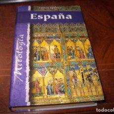 Libros de segunda mano: MITOLOGIA ESPÀÑA, LEWIS SPENCE. EDIMAT 2.000, ANOTACIONES A LÁPIZ. Lote 254210180
