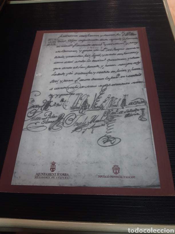 Libros de segunda mano: Carta pobla de les baronies DOrba i Ísber - Foto 6 - 254896935