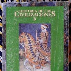 Libros de segunda mano: JOAN EVANS (ED.) . LA BAJA EDAD MEDIA . HISTORIA DE LAS CIVILIZACIONES 6. Lote 257344230