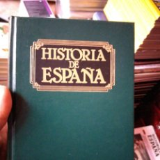 Libros de segunda mano: HISTORIA DE ESPAÑA LOS VISIGODOS LA ESPAÑA MUSULMANA VOLUMEN 2. Lote 257810965
