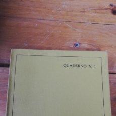 Libros de segunda mano: IL CULTO DI MITHRA TRA MITO E STORIA. QUADERNO N. 1. ROBERTO RIGON.1983. Lote 258514010