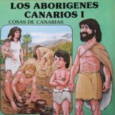 """Libros de segunda mano: COMICS """"COSAS DE CANARIAS """". Lote 259777855"""