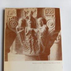 Libros de segunda mano: LA LITURGIA BAUTISMAL EN LA ESPAÑA ROMANO VISIGODA . . ... ARTE ROMANO. Lote 261524300