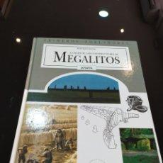 Libros de segunda mano: LA EDAD DE LOS CONSTRUCTORES DE MEGALITOS (COLECCIÓN PRIMEROS POBLADORES). ROGER JOUSSAUME. Lote 262556465