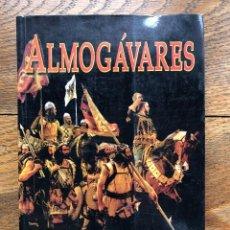 Libros de segunda mano: ALMOGÁVARES.RICARDO DE ISABEL MARTÍNEZ. EDICIONES FALCATA IBÉRICA. EDAD MEDIA.. Lote 263774435
