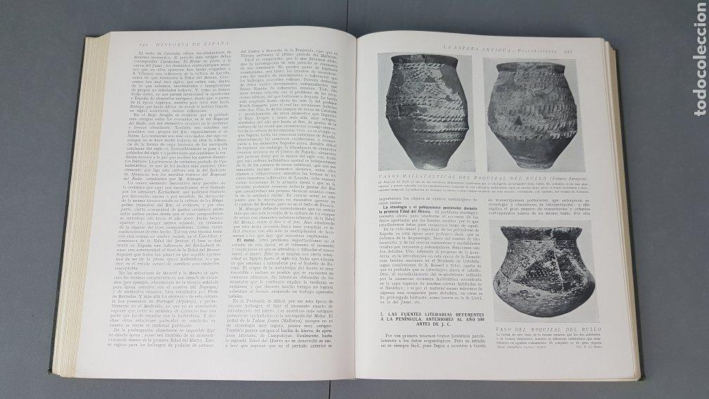 Libros de segunda mano: HISTORIA DE ESPAÑA.Gran Historia General de los Pueblos Hispanos.EDICIÓN COMPLETA. INSTITUTO GALLACH - Foto 8 - 264068975