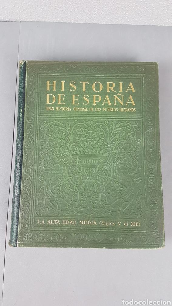 Libros de segunda mano: HISTORIA DE ESPAÑA.Gran Historia General de los Pueblos Hispanos.EDICIÓN COMPLETA. INSTITUTO GALLACH - Foto 9 - 264068975