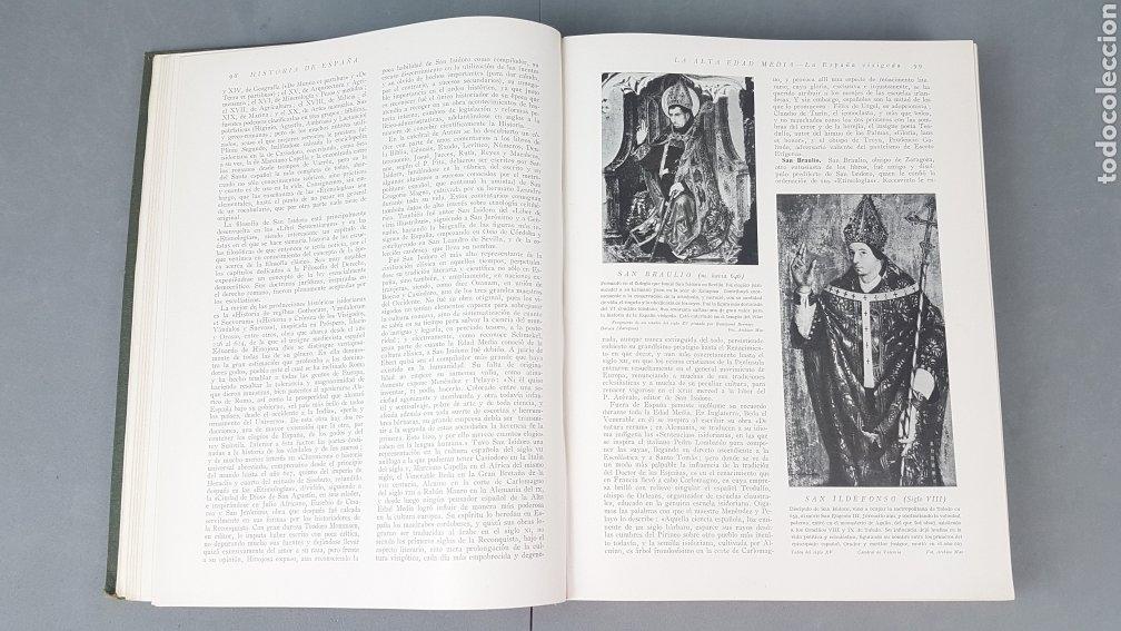 Libros de segunda mano: HISTORIA DE ESPAÑA.Gran Historia General de los Pueblos Hispanos.EDICIÓN COMPLETA. INSTITUTO GALLACH - Foto 12 - 264068975
