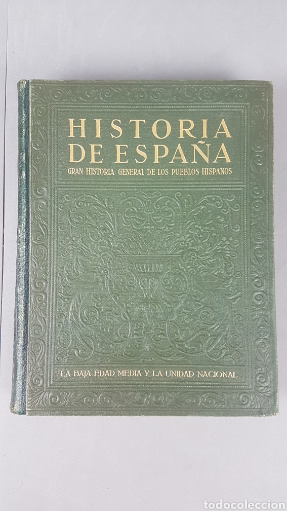 Libros de segunda mano: HISTORIA DE ESPAÑA.Gran Historia General de los Pueblos Hispanos.EDICIÓN COMPLETA. INSTITUTO GALLACH - Foto 14 - 264068975