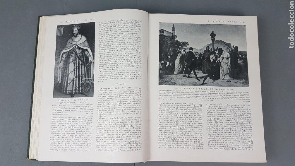 Libros de segunda mano: HISTORIA DE ESPAÑA.Gran Historia General de los Pueblos Hispanos.EDICIÓN COMPLETA. INSTITUTO GALLACH - Foto 18 - 264068975