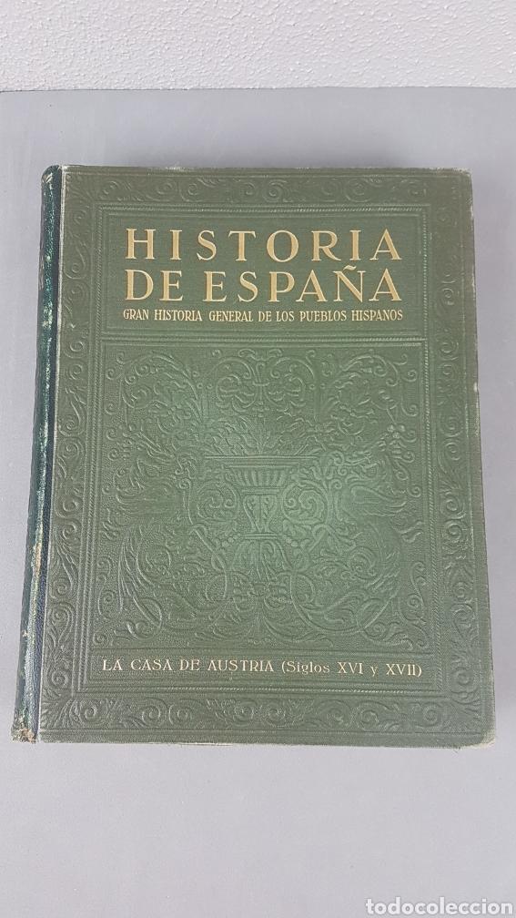 Libros de segunda mano: HISTORIA DE ESPAÑA.Gran Historia General de los Pueblos Hispanos.EDICIÓN COMPLETA. INSTITUTO GALLACH - Foto 21 - 264068975