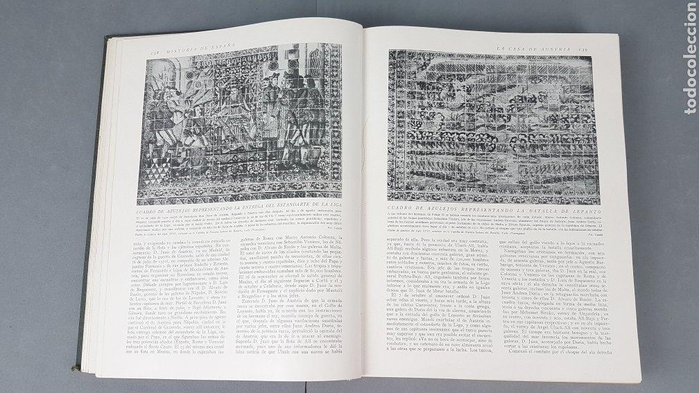 Libros de segunda mano: HISTORIA DE ESPAÑA.Gran Historia General de los Pueblos Hispanos.EDICIÓN COMPLETA. INSTITUTO GALLACH - Foto 23 - 264068975