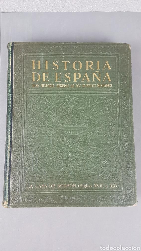 Libros de segunda mano: HISTORIA DE ESPAÑA.Gran Historia General de los Pueblos Hispanos.EDICIÓN COMPLETA. INSTITUTO GALLACH - Foto 24 - 264068975