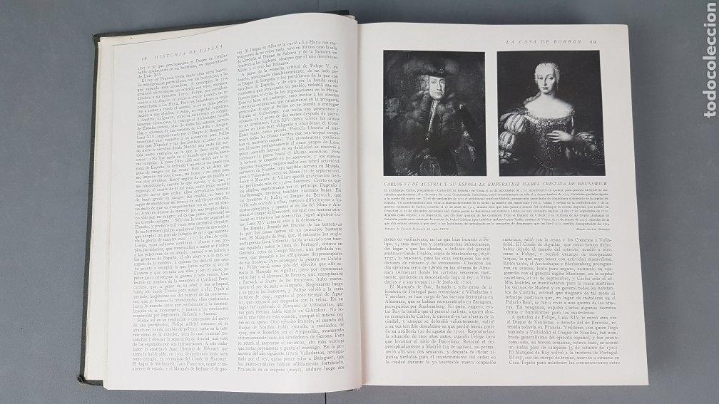 Libros de segunda mano: HISTORIA DE ESPAÑA.Gran Historia General de los Pueblos Hispanos.EDICIÓN COMPLETA. INSTITUTO GALLACH - Foto 27 - 264068975