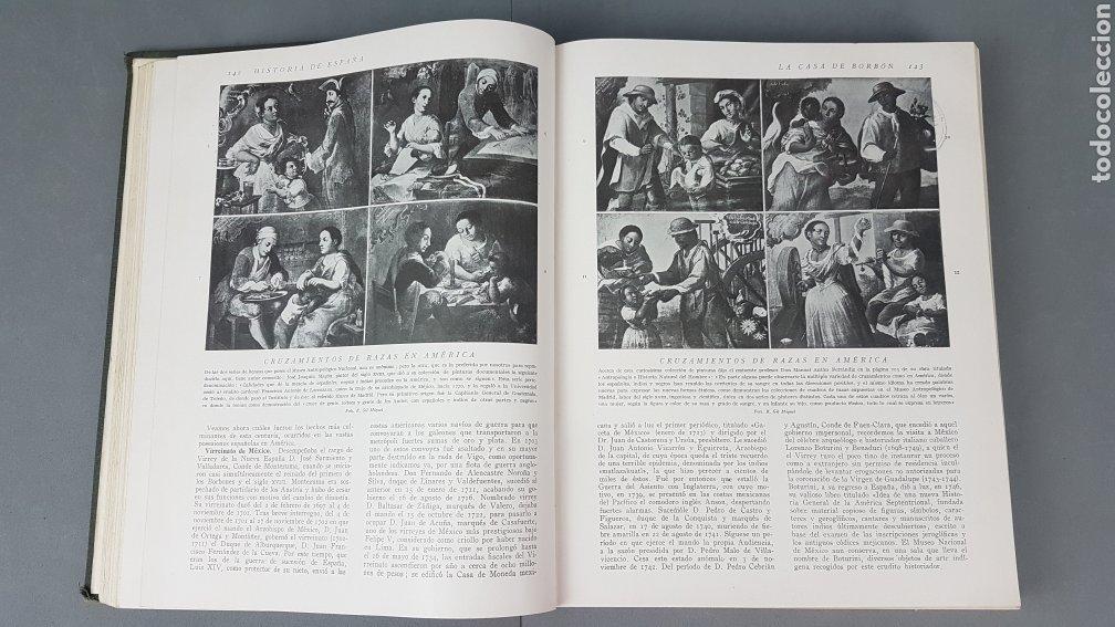 Libros de segunda mano: HISTORIA DE ESPAÑA.Gran Historia General de los Pueblos Hispanos.EDICIÓN COMPLETA. INSTITUTO GALLACH - Foto 28 - 264068975