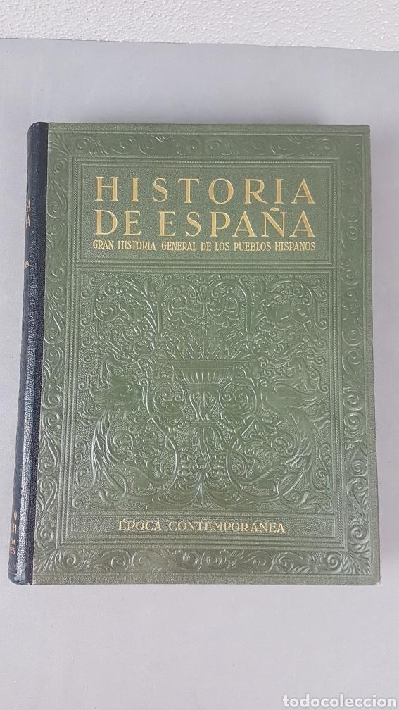 Libros de segunda mano: HISTORIA DE ESPAÑA.Gran Historia General de los Pueblos Hispanos.EDICIÓN COMPLETA. INSTITUTO GALLACH - Foto 29 - 264068975