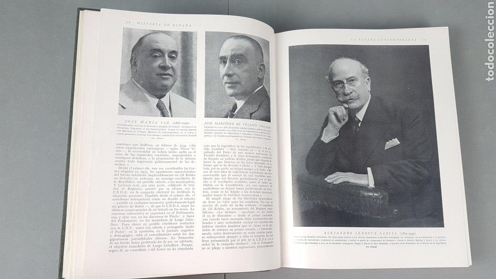 Libros de segunda mano: HISTORIA DE ESPAÑA.Gran Historia General de los Pueblos Hispanos.EDICIÓN COMPLETA. INSTITUTO GALLACH - Foto 32 - 264068975