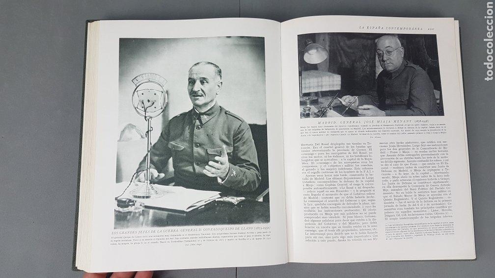 Libros de segunda mano: HISTORIA DE ESPAÑA.Gran Historia General de los Pueblos Hispanos.EDICIÓN COMPLETA. INSTITUTO GALLACH - Foto 33 - 264068975