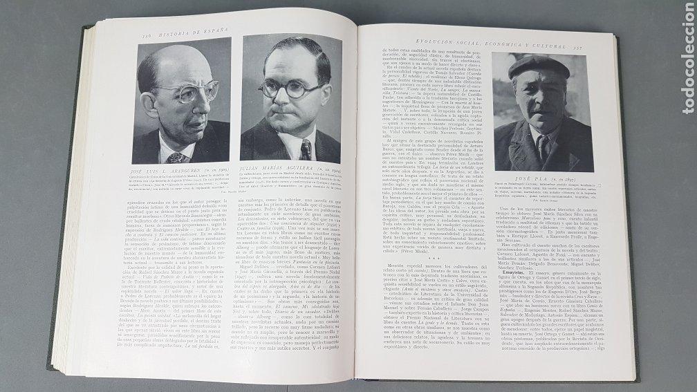 Libros de segunda mano: HISTORIA DE ESPAÑA.Gran Historia General de los Pueblos Hispanos.EDICIÓN COMPLETA. INSTITUTO GALLACH - Foto 34 - 264068975