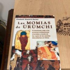 Libros de segunda mano: LIBRO LAS MOMIAS DE URUMCHI. Lote 264309900