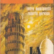 Libros de segunda mano: INDRO MONTANELLI, ROBERTO GERVASO. LA ITALIA DEL AÑO MIL. PLAZA & JANES, BARCELONA 1977.. Lote 265536559